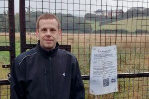 Planning application on Bolham Road