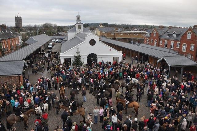 Tiverton Pannier Market